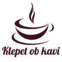 logo klepet ob kavi